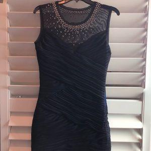 BCBG Camira women's cocktail dress